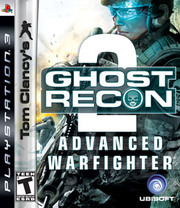 Tom Clancy-s Ghost Recon Advanced Warfighter 2 para PS3