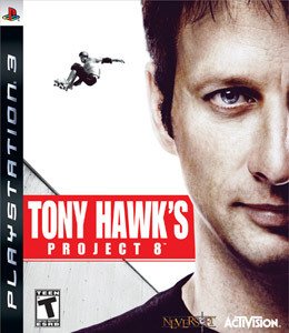 Tony Hawk-s Project 8 para PS3