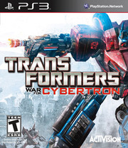 Transformers: War for Cybertron para PS3
