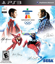 Vancouver 2010 - The Official Video Game of the Olympic Winter Games para PS3