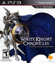 White Knight Chronicles International Edition para PS3