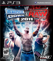 WWE SmackDown vs. Raw 2011 para PS3