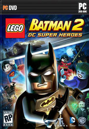 LEGO Batman 2: DC Super Heroes para PC
