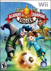 Academy of Champions: Soccer para Wii