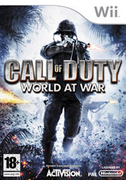 Call of Duty: World at War para Wii