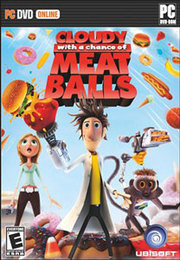Cloudy With a Chance of Meatballs para Wii