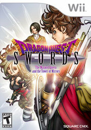 Dragon Quest Swords: The Masked Queen and the Tower of Mirrors para Wii