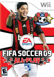 FIFA Soccer 09 All-Play para Wii