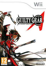 Guilty Gear XX Accent Core Plus para Wii