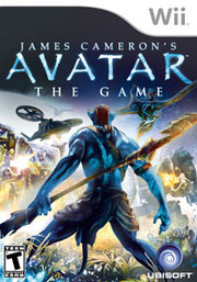 James Cameron-s Avatar: The Game para Wii