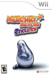 Mercury Meltdown Revolution para Wii
