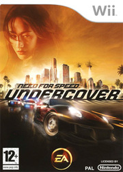 Need for Speed Undercover para Wii