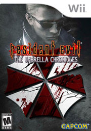 Resident Evil: The Umbrella Chronicles para Wii