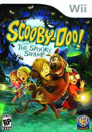 Scooby-Doo! and the Spooky Swamp para Wii