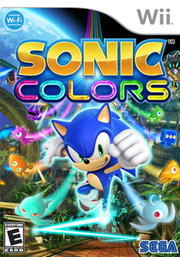 Sonic Colors para Wii