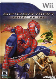 Spider-Man: Friend or Foe para Wii