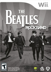 The Beatles: Rock Band para Wii