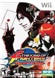 The King of Fighters Collection: The Orochi Saga para Wii