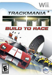 Trackmania: Build to Race para Wii