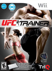 UFC Personal Trainer: The Ultimate Fitness System para Wii