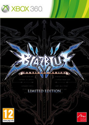BlazBlue: Continuum Shift para XBOX 360