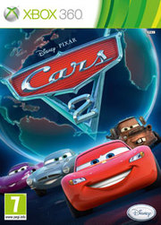 Cars 2: The Video Game para XBOX 360