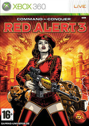 Command & Conquer: Red Alert 3 para XBOX 360