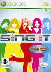 Disney Sing It para XBOX 360