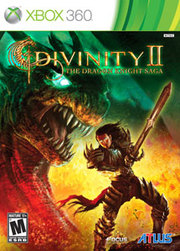 Divinity II: The Dragon Knight Saga para XBOX 360