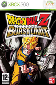 Dragon Ball Z: Burst Limit para XBOX 360