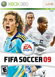 FIFA Soccer 09 para XBOX 360