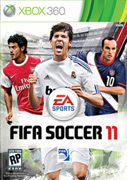 FIFA Soccer 11 para XBOX 360