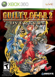 Guilty Gear 2: Overture para XBOX 360
