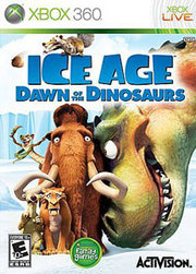 Ice Age: Dawn of the Dinosaurs para XBOX 360