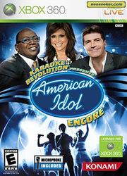 Karaoke Revolution Presents: American Idol Encore para XBOX 360