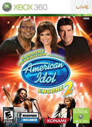 Karaoke Revolution Presents: American Idol Encore 2 para XBOX 360