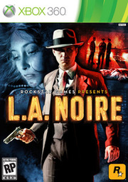 L.A. Noire para XBOX 360