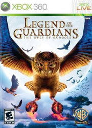 Legend of the Guardians: The Owls of Ga-Hoole para XBOX 360