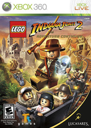Lego Indiana Jones 2: The Adventure Continues para XBOX 360