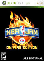 NBA JAM: On Fire Edition para XBOX 360