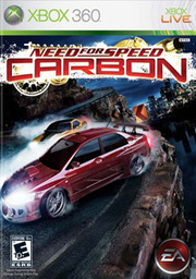 Need for Speed Carbon para XBOX 360