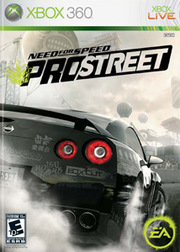 Need for Speed ProStreet para XBOX 360