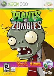 Plants vs. Zombies para XBOX 360
