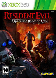 Resident Evil: Operation Raccoon City para XBOX 360