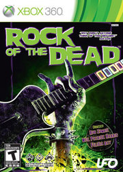 Rock of the Dead para XBOX 360