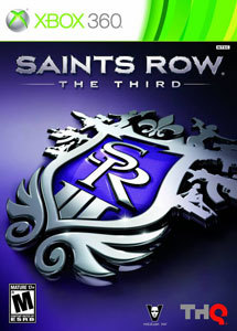Saints Row: The Third para XBOX 360