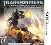 Transformers: Dark of the Moon - Decepticons para 3DS