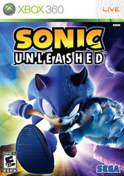 Sonic Unleashed para XBOX 360