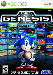 Sonic-s Ultimate Genesis Collection para XBOX 360