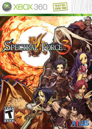 Spectral Force 3 para XBOX 360